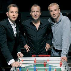 Raabe, Max / Heino Ferch / Peter Lohmeyer