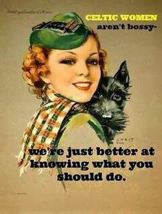 Pin up artist Jules Erbit ~ red-head & Scottie vintage art Scottish terrier Scottish Quotes, Irish Quotes, Irish Sayings, Irish Memes, Irish Humor, Irish Pride, Celtic Pride, Irish Eyes Are Smiling, Irish Girls