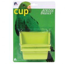 Prevue Hendryx Birdie Basics Bird Perch Cup - 4 oz