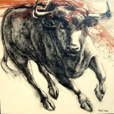AMERICO HUME   CHILE   2021 Chile, Moose Art, Animals, Modern Paintings, Abstract, Artists, Animales, Animaux, Animal