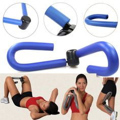Gray KEPATO Multifunctional Thigh Master Muscle Fitness Equipment Thigh Trimmer Leg Exercise Home Gym Yoga Sport Slimming Training