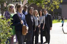 Criminal Minds: Family photo