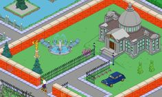 Simpsons Tapped Out ~ Springfield Falls & Fort Sensible tapped out