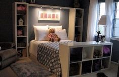 Small bedroom organization ideas ever. If you have a small bedroom, the space constraints may make it much harder to keep it harmonious and peaceful. But it is still OK which means that you need to more creative in keeping a small bedroom clutter-free.