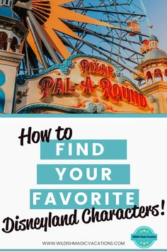Wondering where you'll find your favorite characters at both Disneyland Park and California Adventure Park on your family's next Disneyland vacation? A must read for Disneyland vacation planning. Disneyland Good Neighbor Hotels, Disneyland Resort Hotel, Disneyland Vacation, Disney Vacation Planning, Disney Vacations, Judy Hops, Disneyland Dining, Disney Hotels, Adventures By Disney