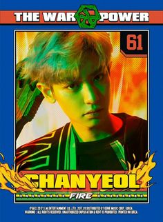 #CHANYEOL #EXO #POWER