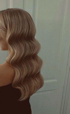 Wedding Hair And Makeup, Bridal Hair, Hair Makeup, Aesthetic Hair, Dream Hair, Hair Dos, Gorgeous Hair, Pretty Hairstyles, Hair Trends