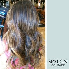 Capture the sun with a brilliantly beautiful #balayage! This look is from Stylist Lola at our #Woodbury location.