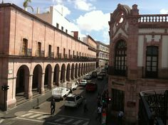 Centro Histórico in Zacatecas, Zacatecas