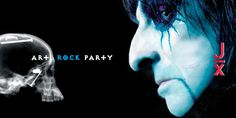 """- 21 ans """"Art Rock Party"""" - Design: C. Rock, Movies, Movie Posters, Fictional Characters, Design, Winter Games, Gaming, Film Poster, Films"""