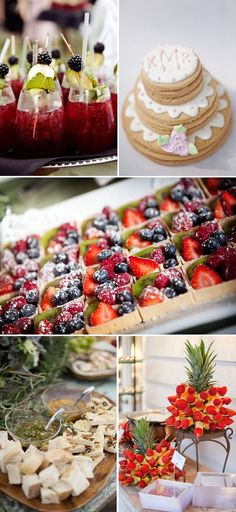 Bridal Shower Menu Ideas Bridal-Shower-Menu-Ideas – WeddingWire: The Blog