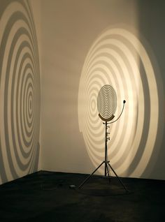 Shadow projection lamp • Artwork • Studio Olafur Eliasson