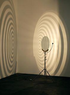 Shadow projection lamp • Artwork • Studio Olafur Eliasson
