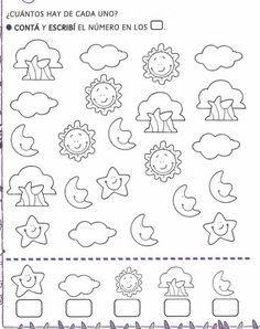 pintar y jugar: actividades para preescolar