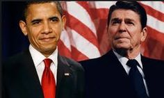 Barack Obama Is Nothing Like The Tax and Spend Liberal That Ronald Reagan Was