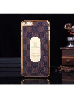 Louis Vuitton iPhone 6S Luxus-Schutzhülle {Cp3RkQfq}