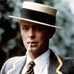 """Bowie, from """"Merry Christmas Mr.Lawrence"""""""