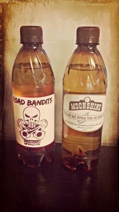 Road Bandits Moonshine