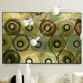 Found it at AllModern - Abstract Bottled Up #3 Framed Graphic Art