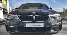 2017 BMW 530d xDrive Review