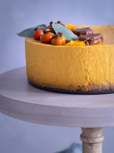 Healthy Deserts, Raw Vegan, Panna Cotta, Sweet Treats, Cheesecake, Food And Drink, Sweets, Baking, Ethnic Recipes