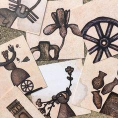 Art cards. #art #drawing #ceramics #contemporaryart #businesscards #mircodenicolo #igers #igersitalia #igersemiliaromagna #igersbologna @mircodenicolo