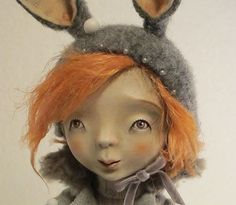 Anna Zueva, Let's Play art doll