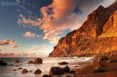 Playa del Ingles #LaGomera by Saul Santos