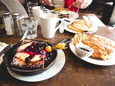 Jam set the bar so high that we only made it to two other breakfast/brunch places. It is hands down the best breakfast in Victoria Brunch Places, Victoria British, Best Breakfast, British Columbia, Acai Bowl, North America, Pancakes, Good Things, Vacation