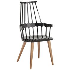 Comback 5954-56 Chair by Kartell  - Opad.com