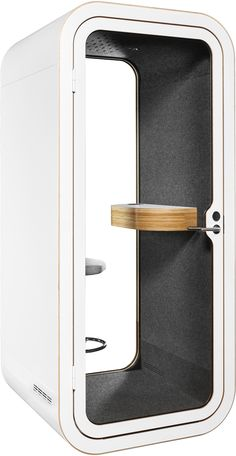 Framery sound proof phone booths and meeting pods to help you concentrate and communicate in the office. Make open offices productive!