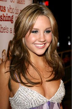 Celebrity Amanda Bynes before and after