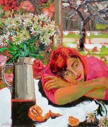"""Lucy Doyle: """"Thinking of Summer"""""""