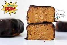 Protein Pow: Vegan protein recipes (bars)