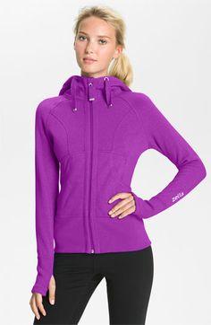 Zella 'Galaxy' Fleece Hoodie available at #Nordstrom