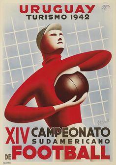 XIV Campeonato Sudamericano de Football, Urugway Turismo, 1942