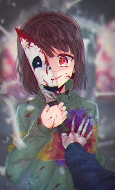 So this is the end ? - Undertale Speedpaint #8 by Daikazoku63.deviantart.com on @DeviantArt