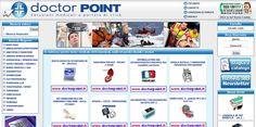 DoctorPOINT è un negozio di vendita on-line, che conta migliaia di articoli destinati al settore Medico, Soccorso 118, Soccorso Estremo, Protezione civile, Vigili del Fuoco , Sportivo, Aziende 626, Anziani e Disabili.