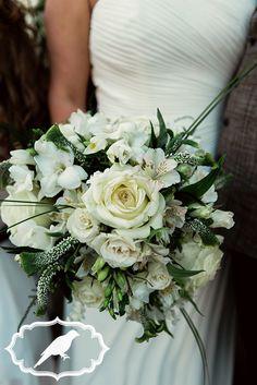 Craig's flowers toledo wedding bouquet photography - Photos by Luckybird Photography