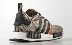 "EffortlesslyFly.com - Kicks x Clothes x Photos x FLY SH*T!: adidas NMD R1 Primeknit ""Core Black/Orange-Footwea..."