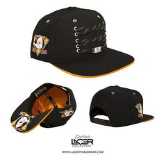 NEW RELEASE // Anaheim Mighty Ducks 'Jersey' Snapback // Now Available Online