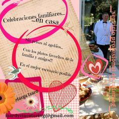 IZARD Y COCINA: CELEBRAMOS LA COMUNIÓN EN CASA !!!