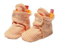 Amazon.com: Zutano Baby-Girls Infant Candy Stripe Bootie: Clothing