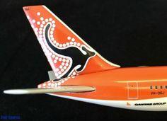 Australian Airlines Boeing 767-300 VH-OGJ model Australian Airlines, Model, Scale Model, Models, Template, Pattern, Mockup, Modeling