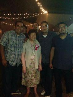 Grandna & grandsons