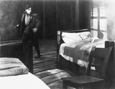 """""""Sunrise: A Song of Two Humans"""" (Directed by F.W. Murnau)."""