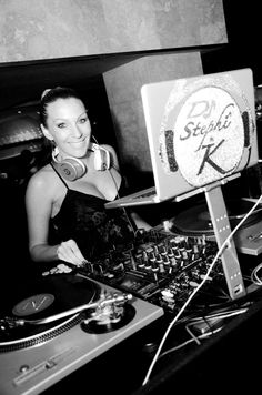 LIKE Stephi K on www.facebook.com/thedjstephik