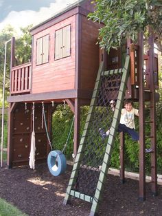 Barbara Butler-Extraordinary Play Structures for Kids-Forest Hideaway: Forest Hideaway
