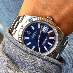 """132 Likes, 4 Comments - A Watchrookie (@watchrookiee) on Instagram: """"#116334 #Rolex #datejust2"""""""