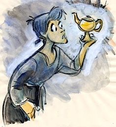 Film: Aladdin ===== Scene: Finding The Lamp
